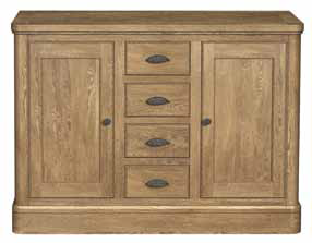 Snowdonia Oak Small Sideboard