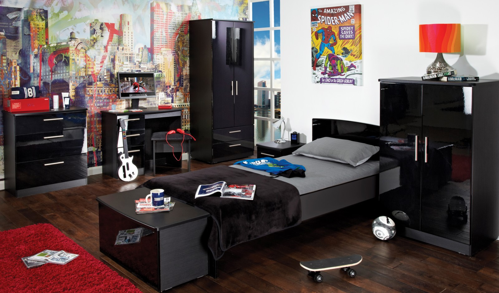 Kids Black Bedroom Furniture bedroom furniture uk online > pierpointsprings