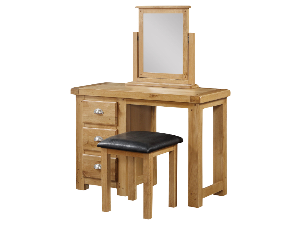Newbridge Dressing Table Stool And Vanity Mirror