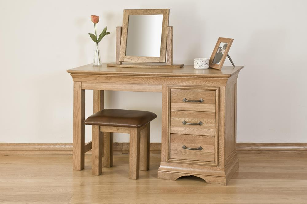 Single dressing table set caprice bangor ltd for Single dressing table